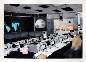 Mission Control by therealghostclown