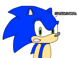 Sonic talks about Sonic Boom game by ElMarcosLuckydel96