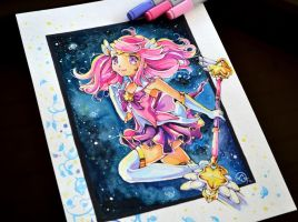 Star Guardian Lux by Lighane