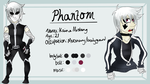 Biography: Phantom by The-Resident-Jinx