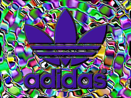 Adidas MultiColor Chiseled by Wojo55