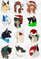 .::Christmas Gifts::. by Fluffy-Mongrel