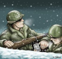 Easy Company by AltairA7Vn