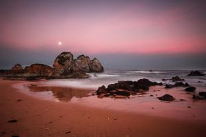 Camel Rock Sunset by Sun-Seeker
