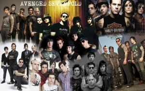 Avenged Sevenfold by alyssa2590