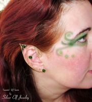 Tauriel Elf Ears by Lyriel-MoonShadow