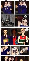Warblers Reaction to the Kliss by TheCuillere