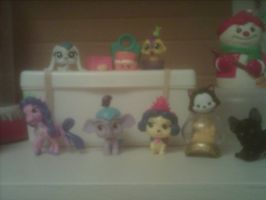 Latest Additions To My Blind Bag Toy Collection by AnnieSmith