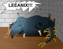 Get Up Leeanix by Thagirion