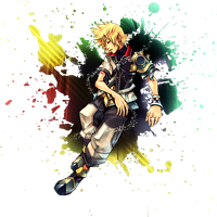 Ventus - Kingdom Hearts by Loc-k