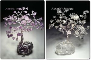 Crystal Trees by Michaela9