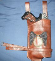 Nerf Holster by squanpie