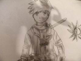 Matthew from Golden Sun Dark Dawn by JackFrost-LCDA