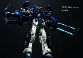 Heavy Arms Custom Model by isshi