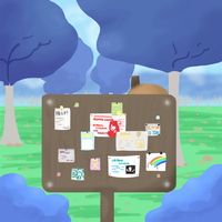 Salve Town Roleplay News Board by SourHex