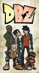 DragonBallZzz by yureisan