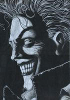 The Joker by amichaels
