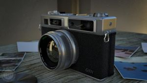 Yashica Electro 35 GSM by EfraLR