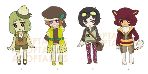 adoptables 2 by pidies