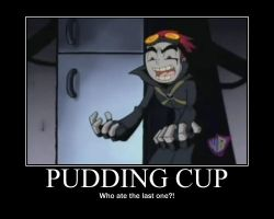 Pudding Cup by TheHanyouAlchemist