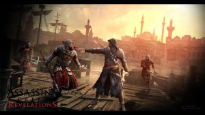 Assassin's Creed: Revelations by hady-sh