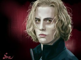 Jasper Hale Eclipse by SPRSPRsDigitalArt