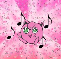 Jigglypuff by LaMexicanCutie16