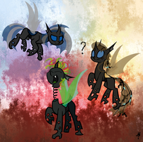 Changelings by Milchik