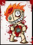 Suicide Voodoo by polawat