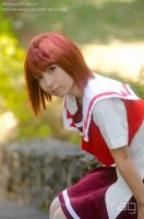 I wanted to see you by Hitomi-Cosplay