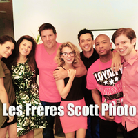 Les Freres Scott Photo by N0xentra