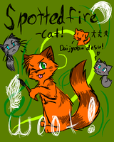 New IDv1 by Spottedfire-cat
