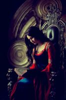 The Lord of the Rings, Arwen by AmazingRogue