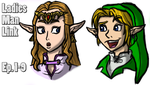 Ladies' Man Link COMIC DUB! (Link Below) by InkRose98