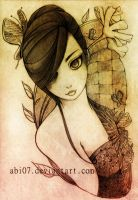 The Remains of Lady Garden by abi07