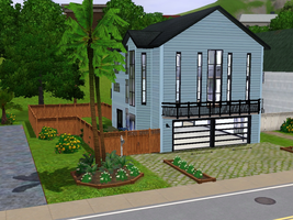 Sims house 7 by A-han-343