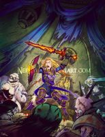 +WoW+ Lordaeron prevails by Nephyla