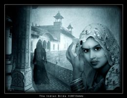 The Indian Bride by Chatterly