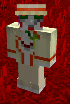 Doctor Who texture pack teaser 5 by BloodfangTheGreen