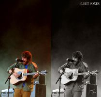 Fleet Foxes by isabelle-19