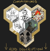 Commission Sheet by CPTBee