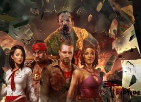 Dead Island: Riptide ~ Wallpaper by DampRevil