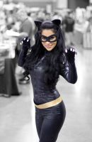 Catwoman by teenygeek