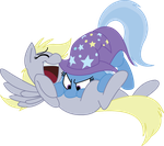 Tickling Trixie by Fluttershy750