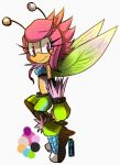 Kyra the butterfly/Fly by Omiza