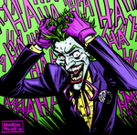 Joker by BrandonPalas