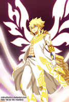 Fairy Tail Chapter 532 - Zeref's God Form by AnimeFanNo1