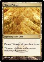 MtG Cards - Phingg'Phingg by E-n-S