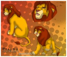 SIMBA_color by Karolykan