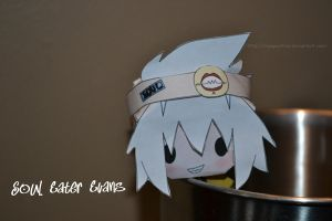 Soul Eater Paper Craft 2 by ImSoPositive